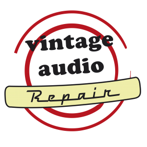 Vintage Audio Repair logo