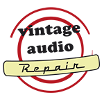 Vintage Audio Repair