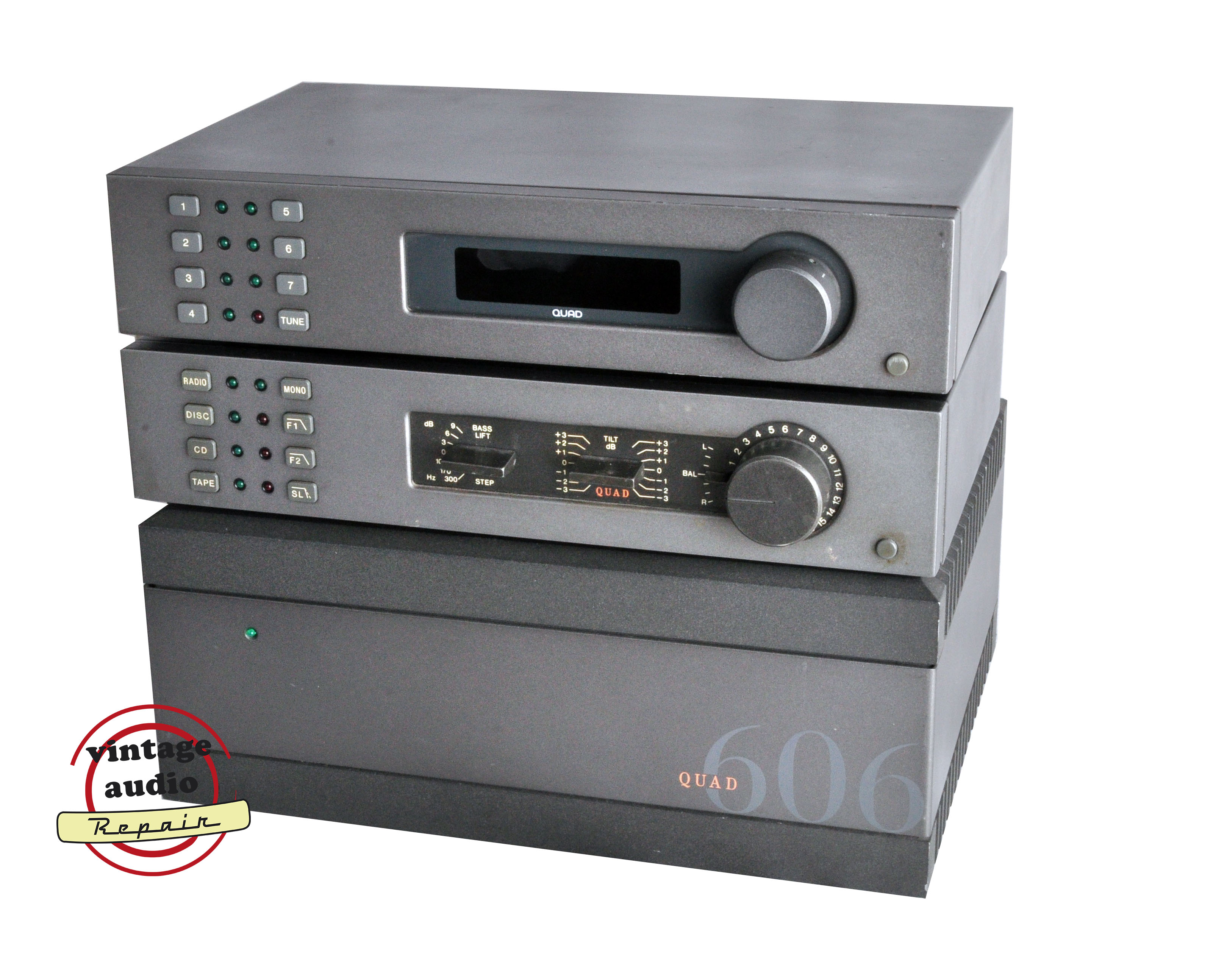 Quad 34-606-FM4 - Vintage Audio Repair