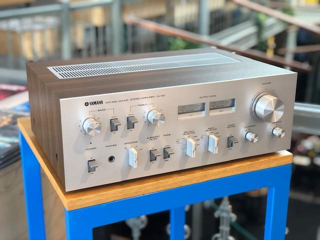 Yamaha CA-610 - Vintage Audio Repair