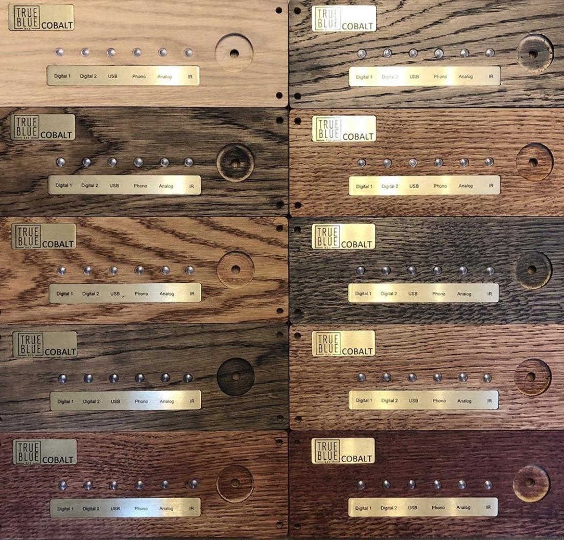 COBALT DA hout diverse frontjes