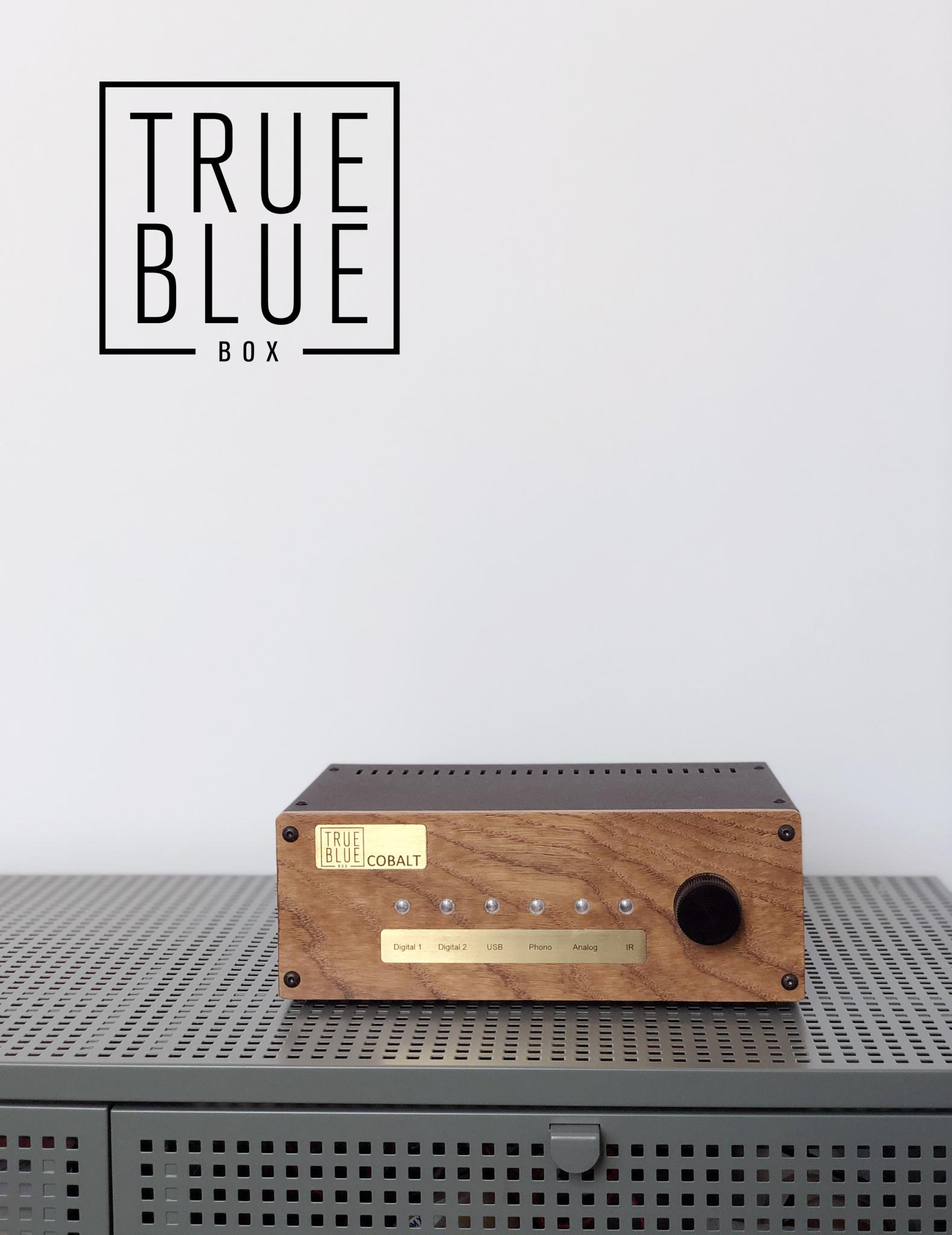 True Blue Box COBALT DA 1