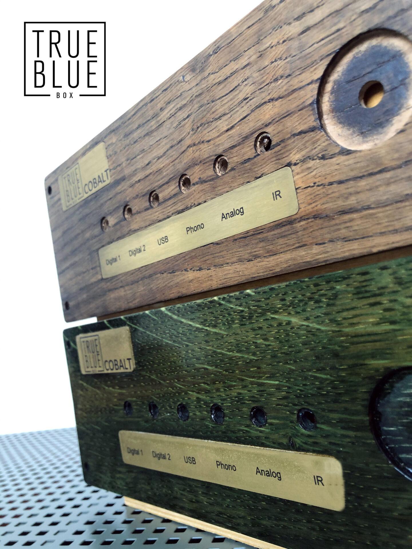 True Blue Box COBALT DA 15
