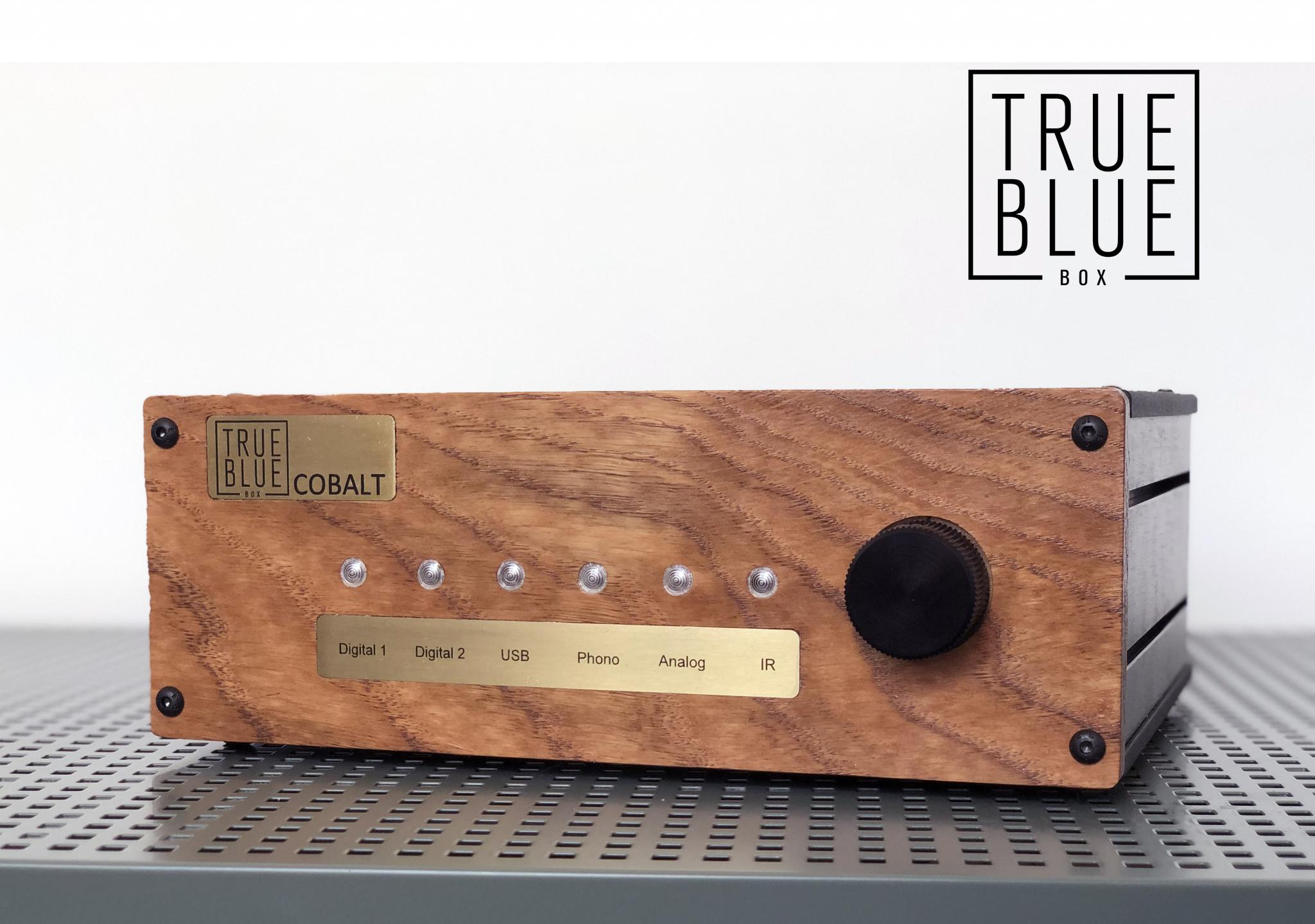 True Blue Box COBALT DA 19