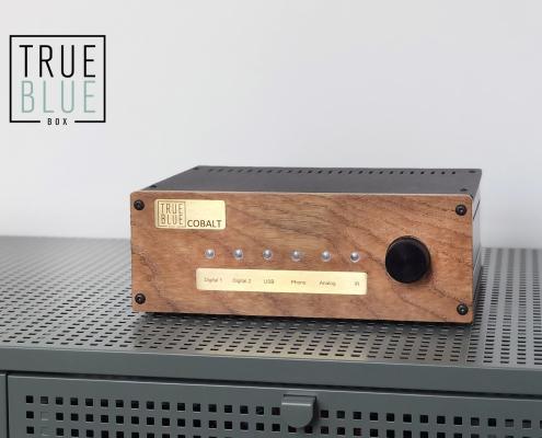 True Blue Box COBALT DA 22