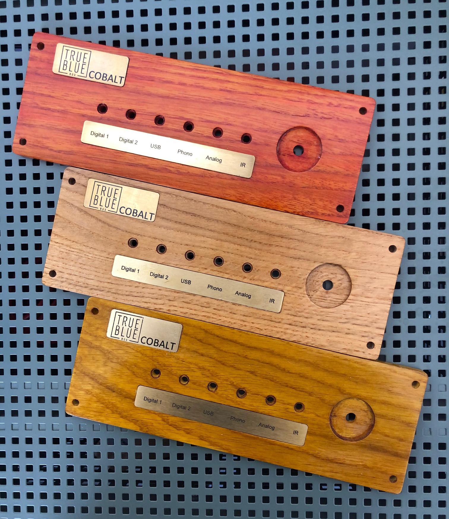 True Blue Box COBALT DA 5