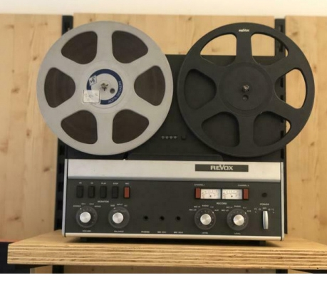 Revox A77 website 1