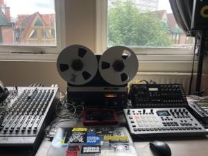 Revox A77 Vintage Audio Repair Dordrecht