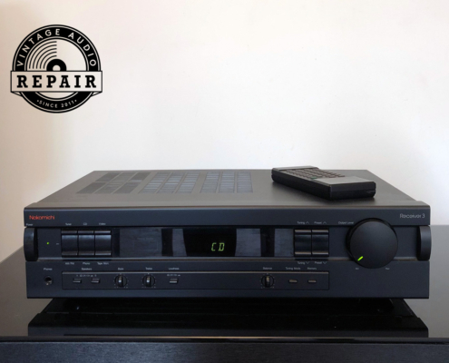 Nakamichi Receiver 3 1 front