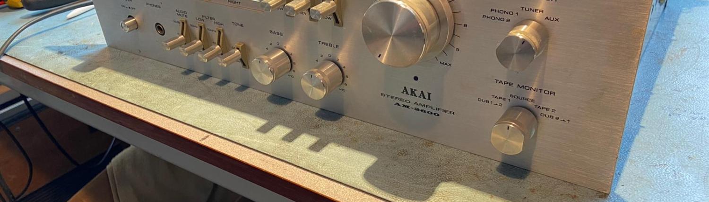 Revisi Akai AM2200 3 1