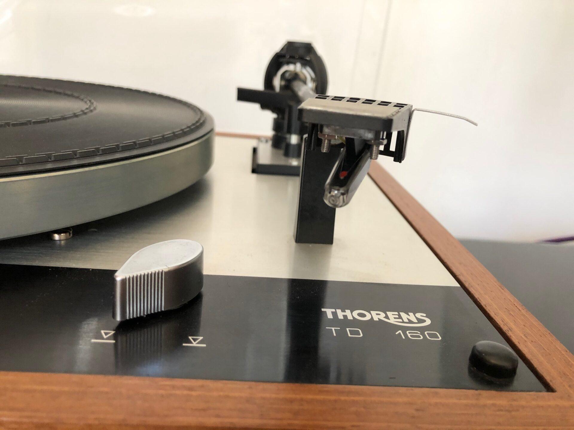 Thorens TD 160 10