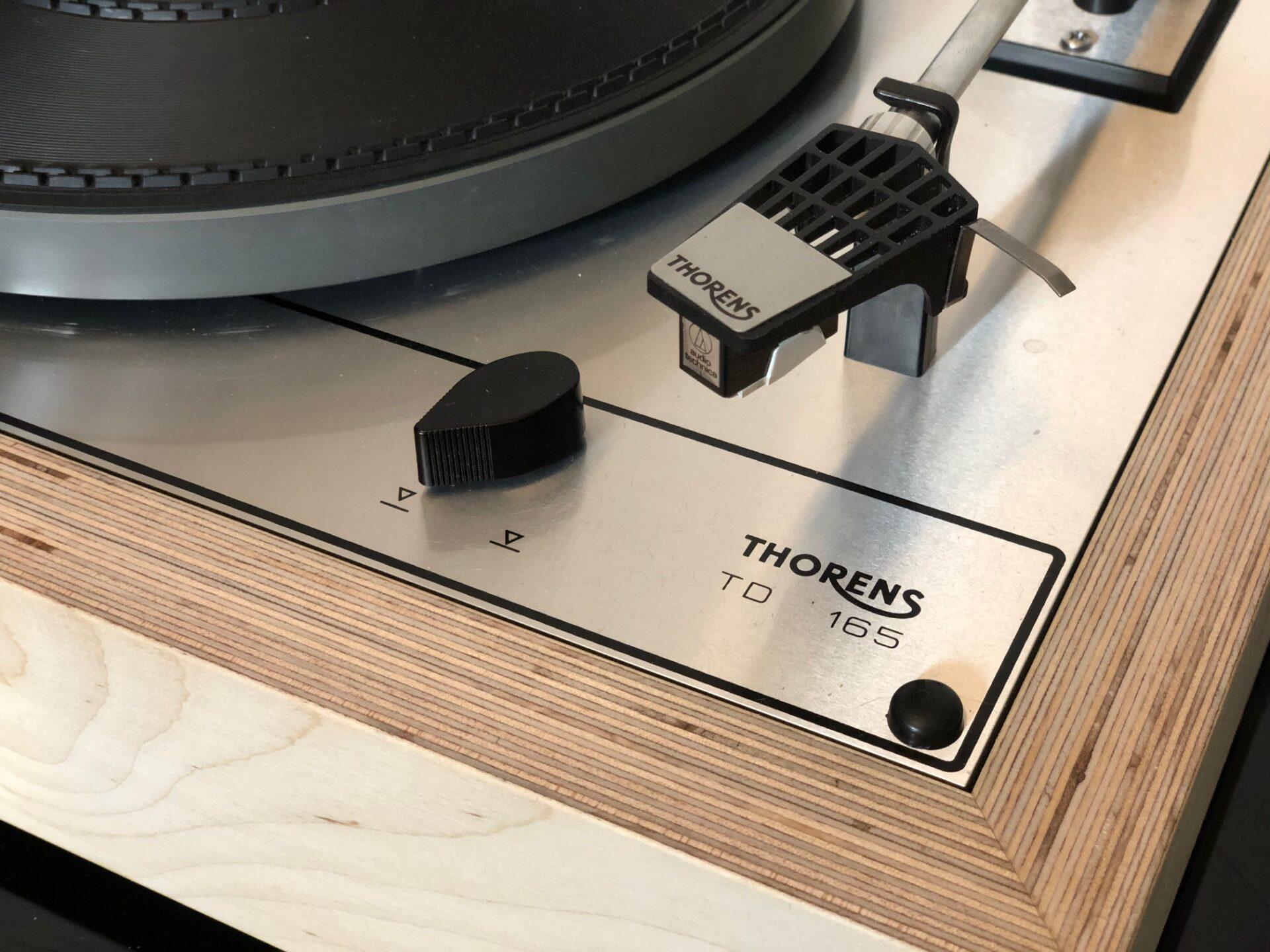 Thorens TD 165 15