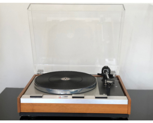 Thorens TD125MKII front