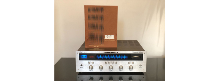 Marantz 2220 Vintage Audio Repair