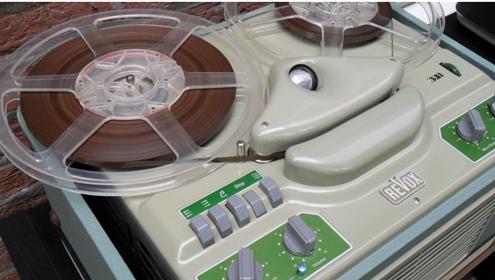 Mono Volspoor Revox Vintage Audio Repair