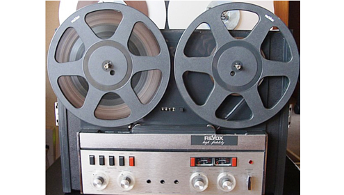 Revox A77 bandrecorder Vintage Audio Repair