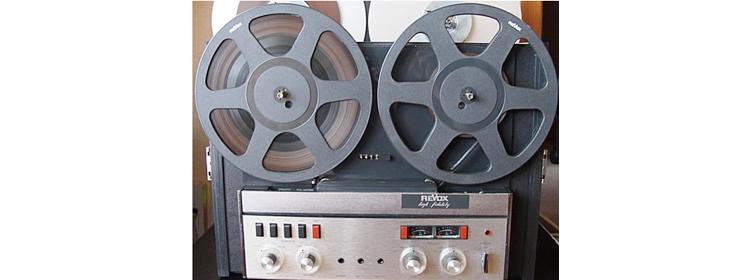 Revox A77 bandrecorder Vintage Audio Repair