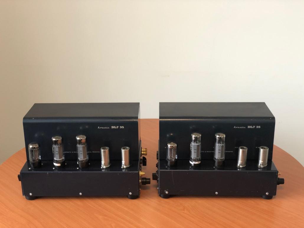 Beam Echo Avantic DL7 35 Vintage Audio Repair1