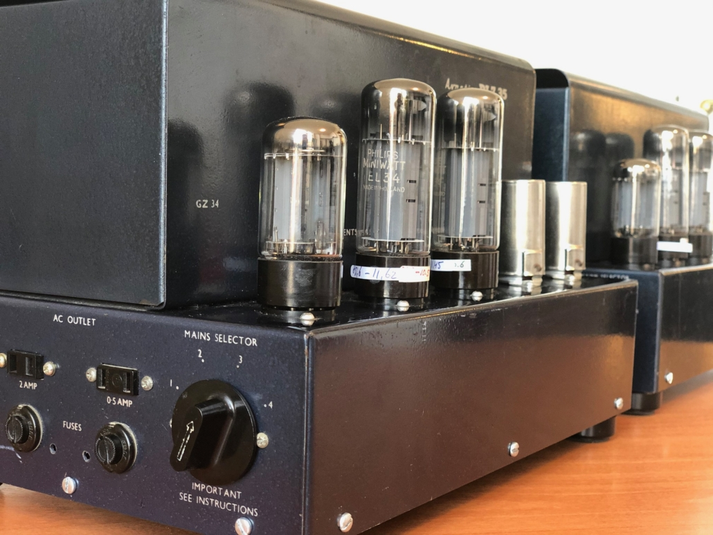 Beam Echo Avantic DL7 35 Vintage Audio Repair10
