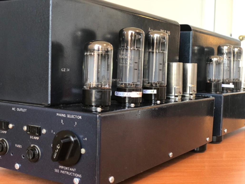 Beam Echo Avantic DL7 35 Vintage Audio Repair11
