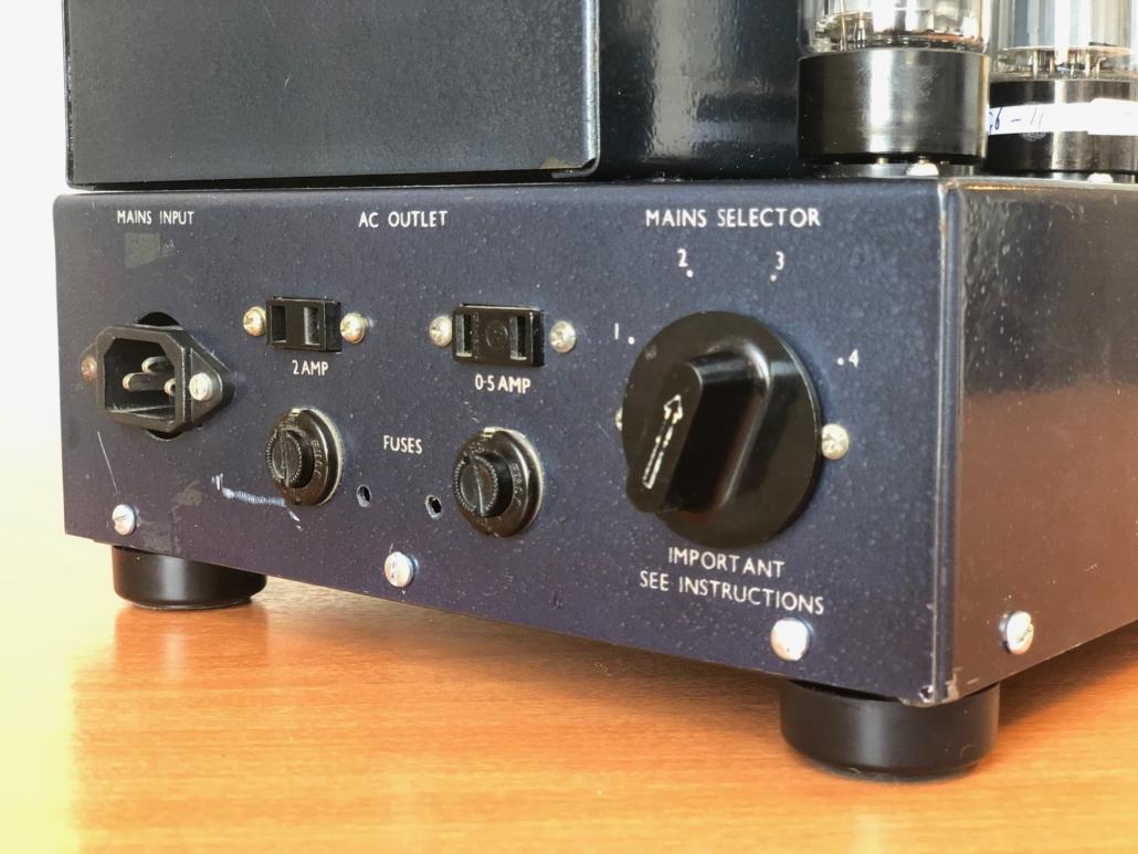 Beam Echo Avantic DL7 35 Vintage Audio Repair12