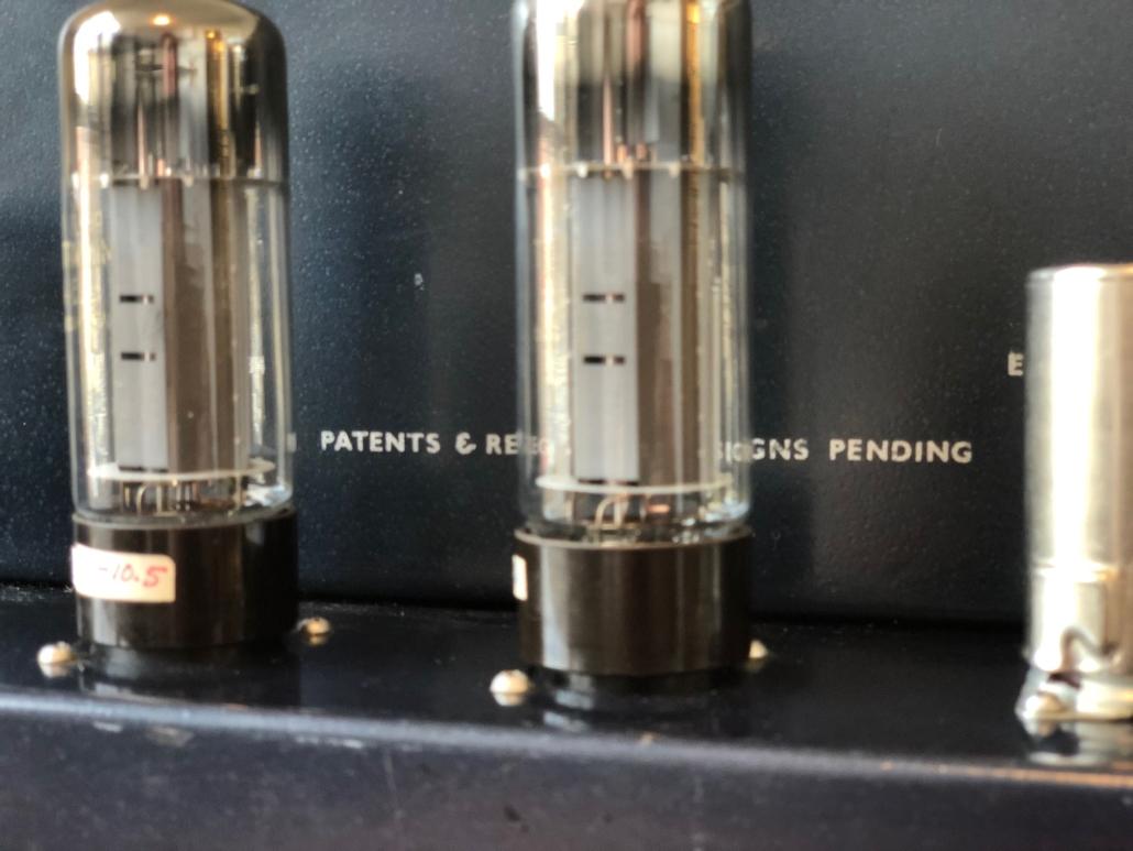Beam Echo Avantic DL7 35 Vintage Audio Repair13