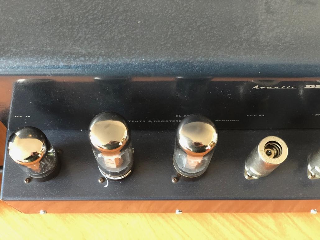 Beam Echo Avantic DL7 35 Vintage Audio Repair15