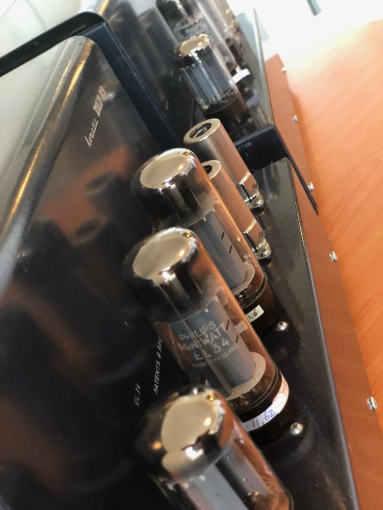 Beam Echo Avantic DL7 35 Vintage Audio Repair18