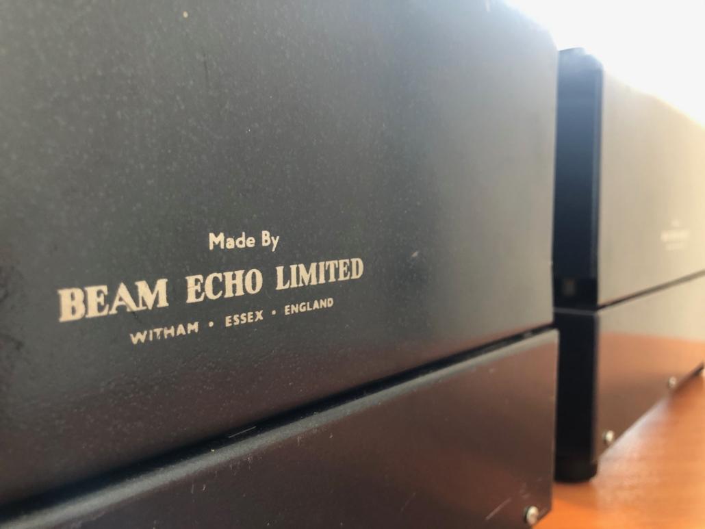 Beam Echo Avantic DL7 35 Vintage Audio Repair21