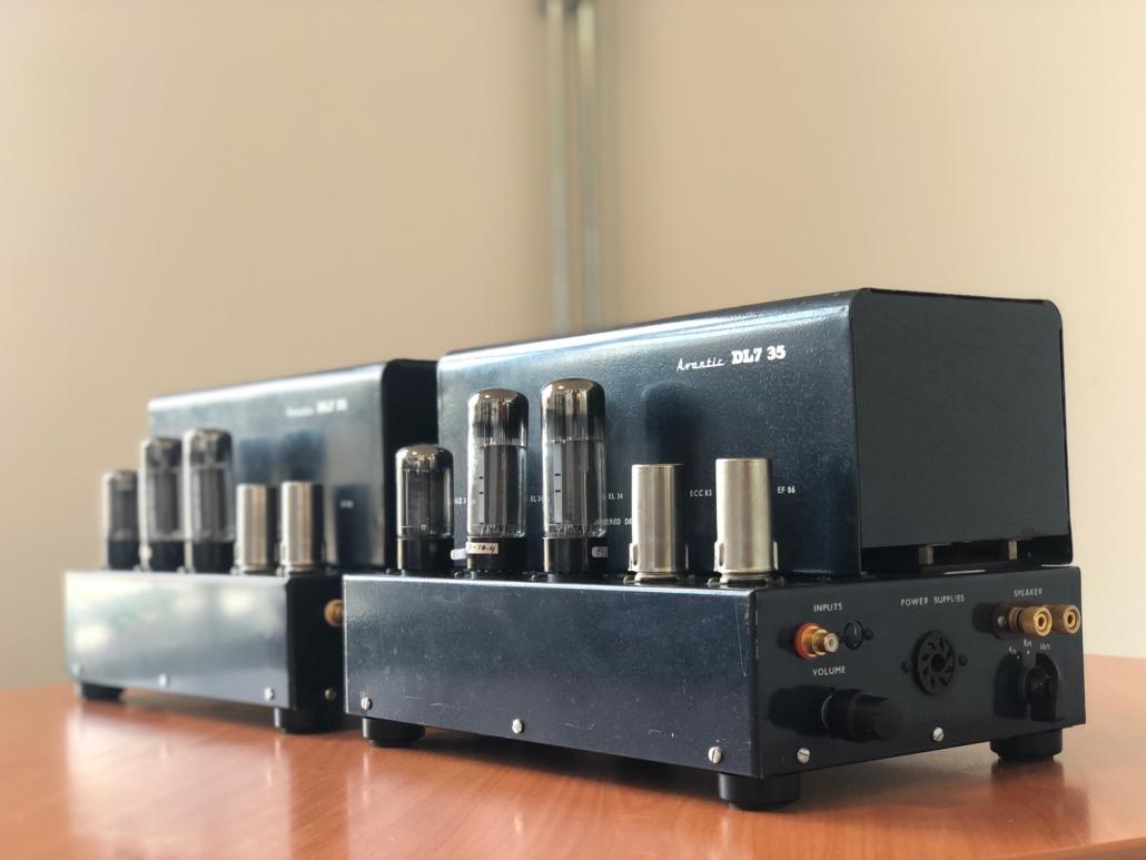 Beam Echo Avantic DL7 35 Vintage Audio Repair3