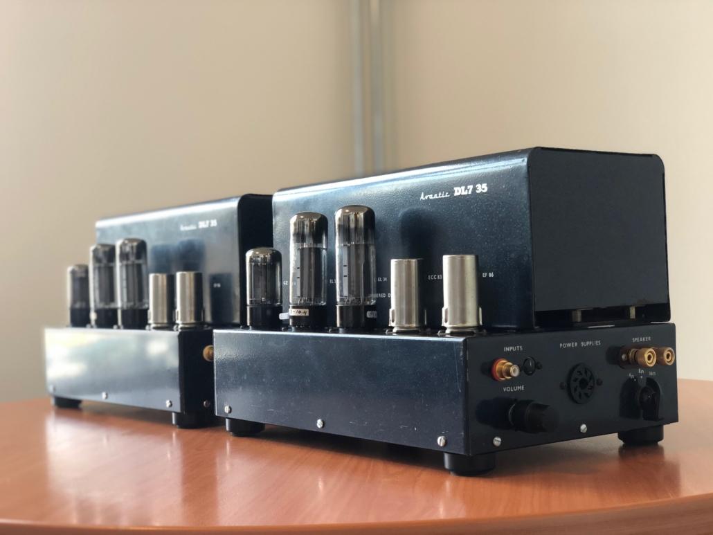 Beam Echo Avantic DL7 35 Vintage Audio Repair4