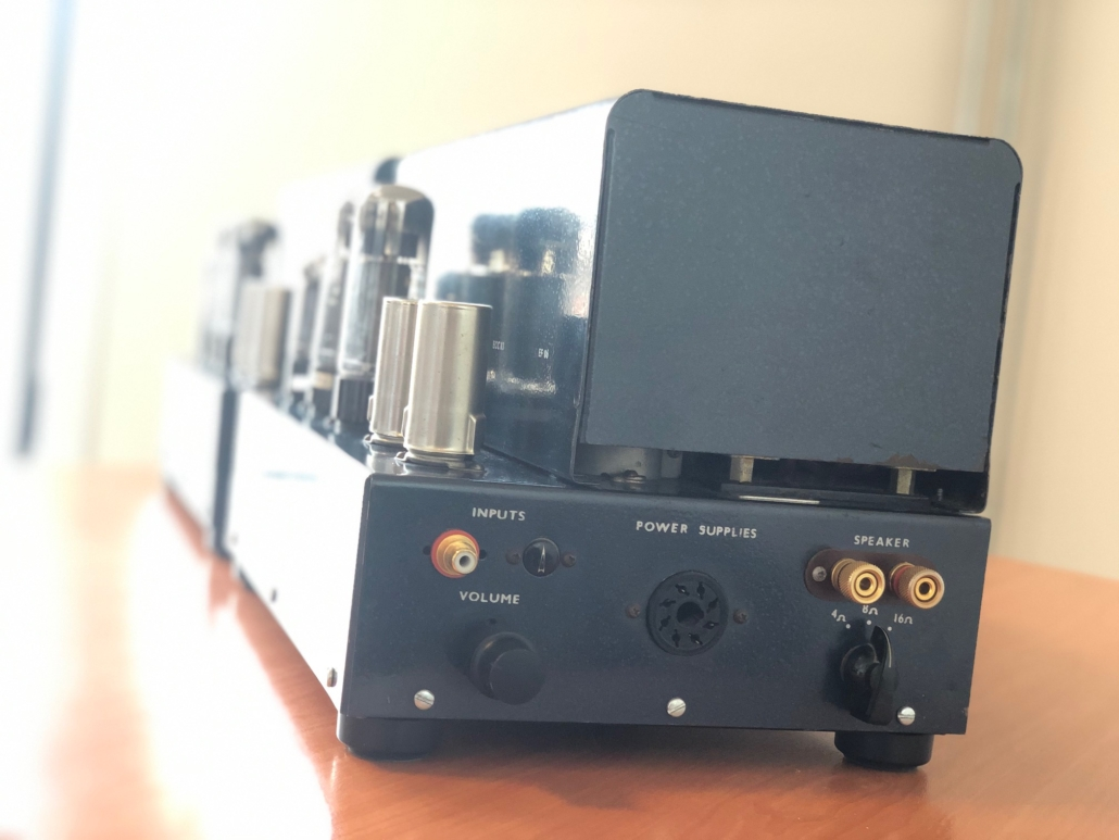 Beam Echo Avantic DL7 35 Vintage Audio Repair5