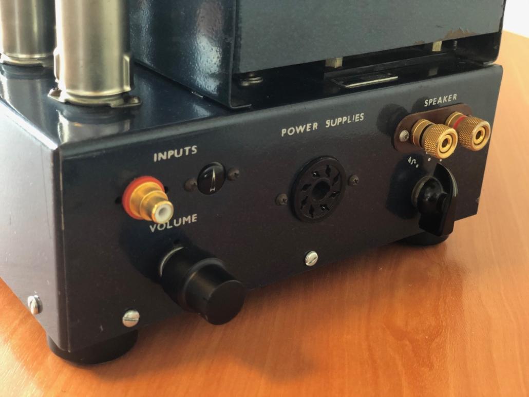 Beam Echo Avantic DL7 35 Vintage Audio Repair7