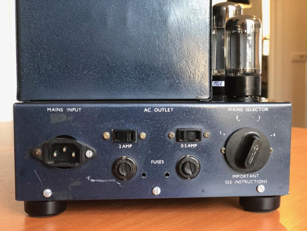 Beam Echo Avantic DL7 35 Vintage Audio Repair8