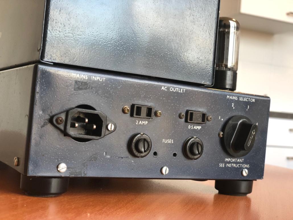 Beam Echo Avantic DL7 35 Vintage Audio Repair9