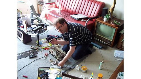 Blog abbe hoe het begon vintage audio repair