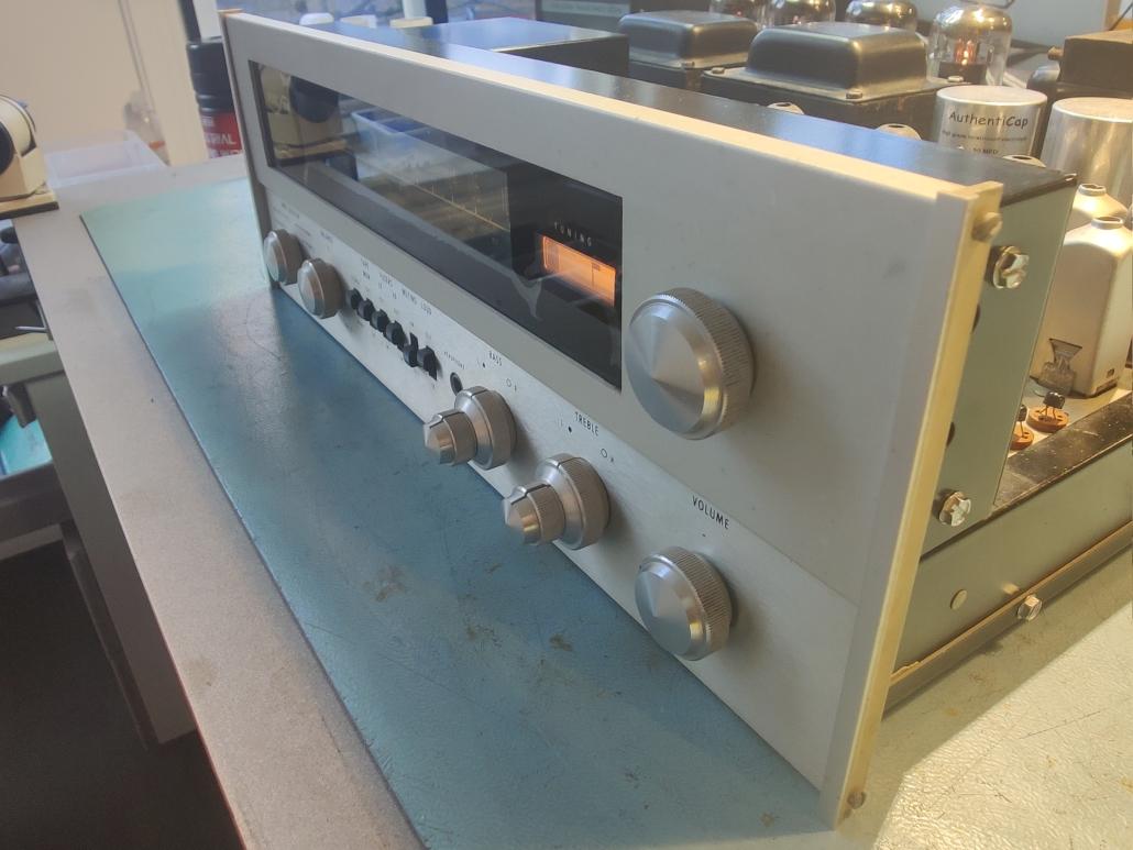 Macintosh MAC1500 VintageAudioRepair 5