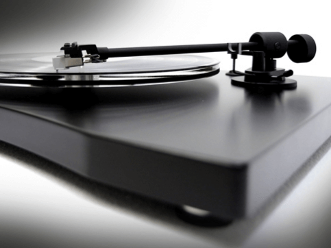 New Horizon GD101 front Vintage Audio Repair 1