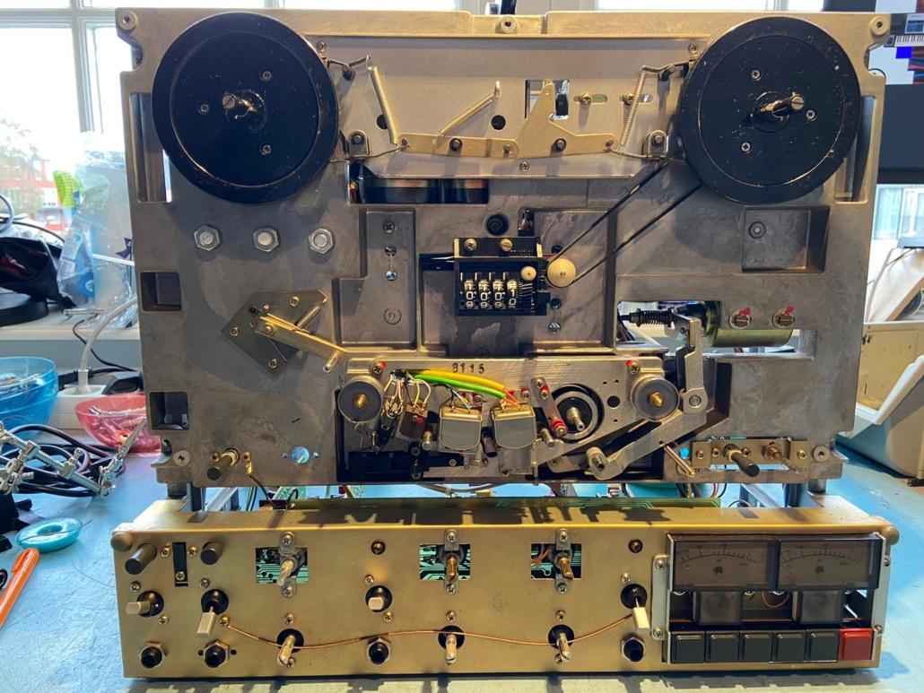 Revox B77 Vintage Audio Repair 13