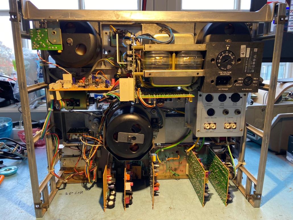 Revox B77 Vintage Audio Repair 2