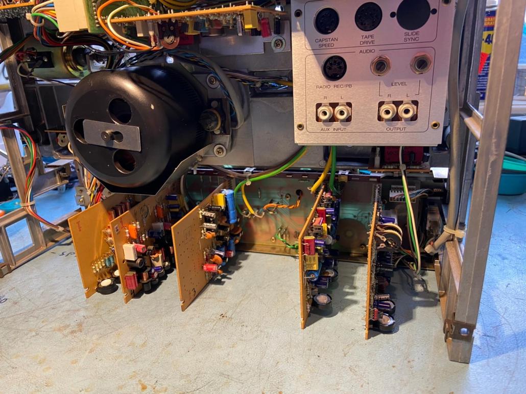 Revox B77 Vintage Audio Repair 5