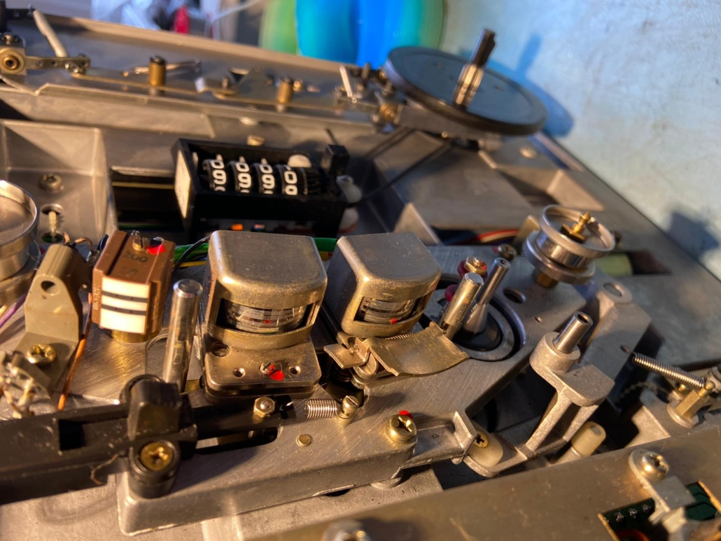 Revox B77 Vintage Audio Repair 6