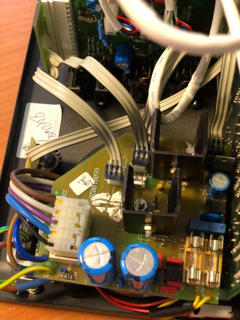 Rodec MX 180 MKIII Vintage Audio Repair 24
