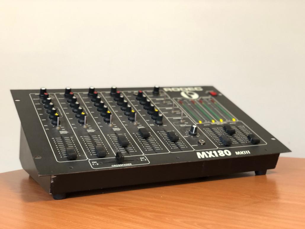 Rodec MX 180 MKIII Vintage Audio Repair 4 1