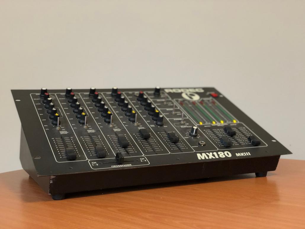 Rodec MX 180 MKIII Vintage Audio Repair 5 1