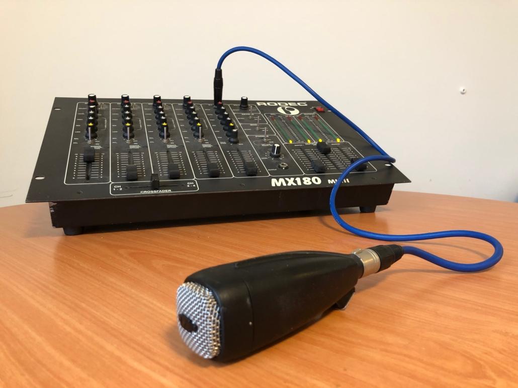 Rodec MX 180 MKIII Vintage Audio Repair 8 1