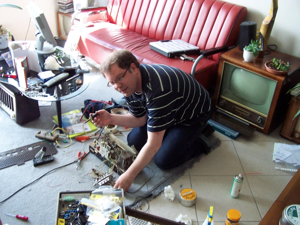 Vintage Audio Repair 10 jaar 15
