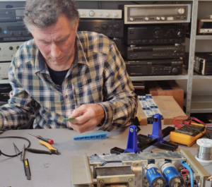 Gerard Vintage Audio Repair