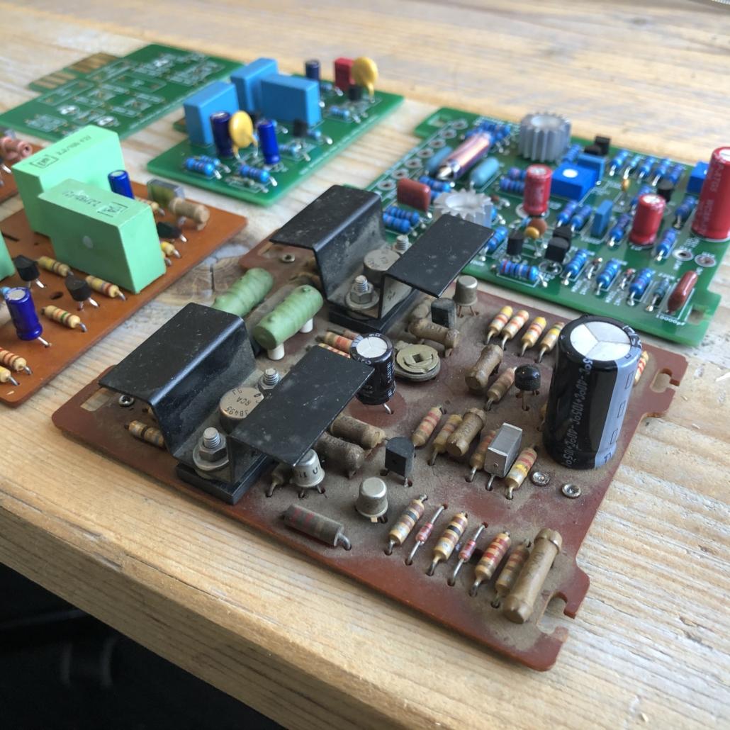 Quad 33 303 PCB Vintage Audio Repair 2
