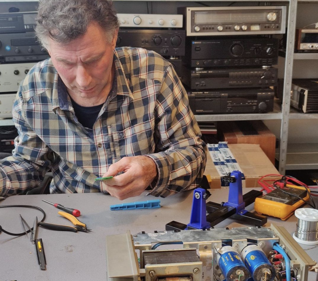 Gerard Vintage Audio Repair